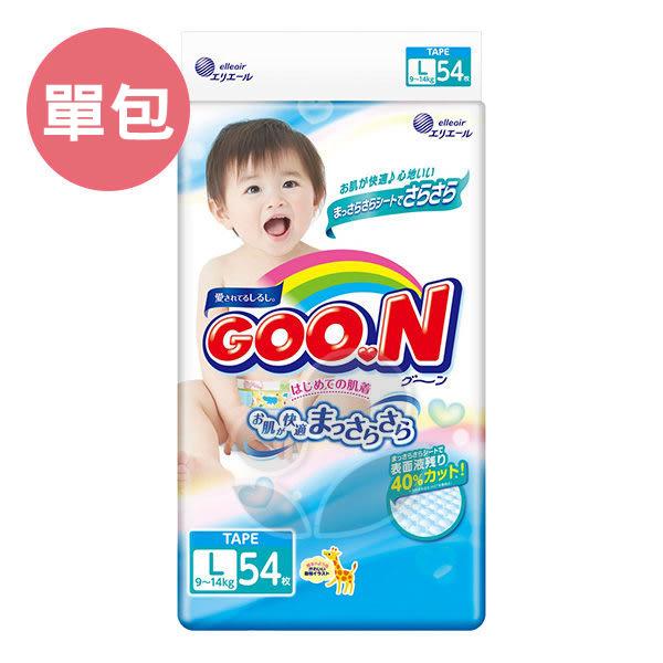 GOO.N 日本大王 頂級境內版紙尿褲L (單包)【產地日本】【佳兒園婦幼館】