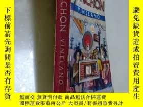 二手書博民逛書店Vineland罕見葡萄園Y12880 Thomas Pynchon 托馬斯·品欽 MINERVA 出版19
