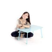 週年慶優惠-宿舍神器可折疊懶人床上上鋪小桌子