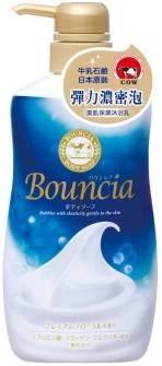 日本【牛乳石鹼】保濕沐浴乳(優雅花香) 550ml
