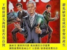 二手書博民逛書店bbc罕見a doctor who comics event d