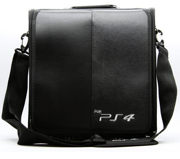 PS4主機收納包保護包PS3旅行包防震收納硬包手提單包挎包旅行背包「Top3c」