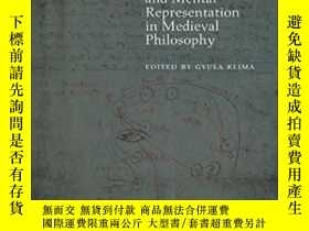 二手書博民逛書店Intentionality罕見Cognition And Mental Representation In Me