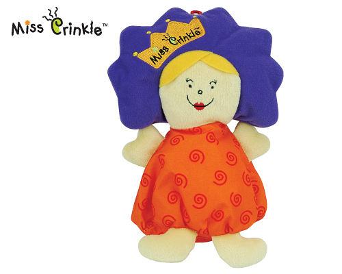 【香港 Ks Kids 奇智奇思】Ms.Crinkle 莎莎小姐