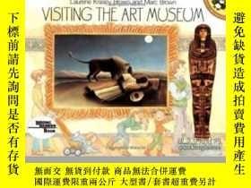 二手書博民逛書店Visiting罕見The Art Museum (reading Rainbow Book)-參觀美術館(讀彩虹