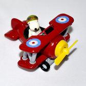 史努比 Snoopy Flying Ace 合金飛機 TOMICA
