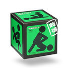 HoneyTime.樂活套超薄型保險套-綠(12入)