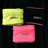 梨卡 - 馬拉松手機鑰匙腰包臀包 - 運動男女運動健身慢跑iphone6 plus可用 - 三個口袋D340