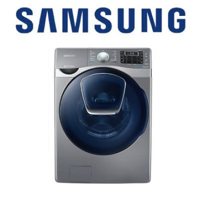 SAMSUNG 三星 WD19J9810KP 19公斤 洗脫烘 雙效威力 滾筒洗衣機 含基本安裝+舊機回收
