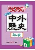 中外歷史年表(增訂版)