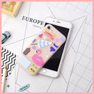 iphone 7  磨砂殼 手機殼 保護殼 防摔殼 TPU 材質 iphone 7plus 殼 超薄 萌果殼