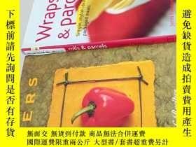 二手書博民逛書店罕見wraps,rolls&parcels,PEPPERSY20113 ISBN:978075480991