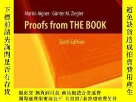 二手書博民逛書店Proofs罕見From The BookY364153 Martin Aigner Springer 出版