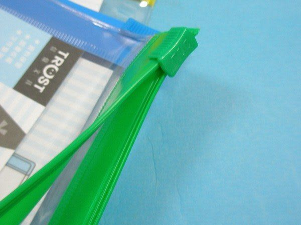 48開透明文件透明袋/信億小物收集袋 拉鏈袋塑膠拉鍊夾鏈夾文件夾MIT製 定[#20]【包12個入】