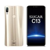 Sugar C13 / 糖果手機 C13 3G/32G 5.93吋 雙鏡頭  / 贈玻璃貼 /  6期零利率【金】