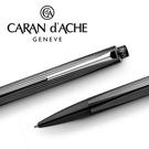 CARAN d'ACHE 瑞士卡達 RNX.316 PVD(黑)原子筆 / 支