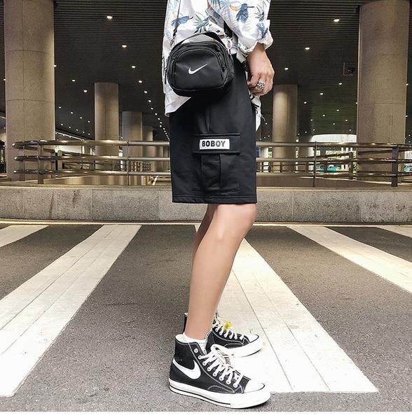 FINDSENSE H1 2018 夏季 新款 男 薄款 多口袋 百搭時尚  運