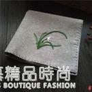 手工刺繡名字手帕絹男女士朋友情人節生日禮物