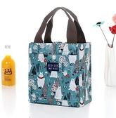 防水袋 裝飯盒的包包防水午餐便當袋保溫袋加厚鋁箔可愛上班族帶飯手提袋【快速出貨八折促銷】