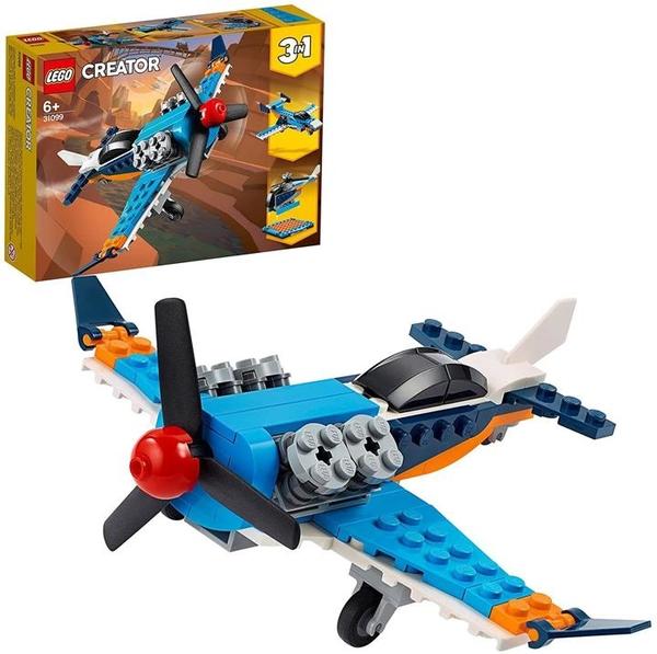 LEGO 樂高 創意系列 螺旋槳飛機 31099