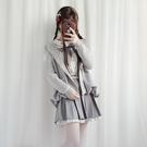 lo娘裙 洛莉塔衣服lolita裙原創lo娘學生蘿莉套裝小裙子【88折免運】