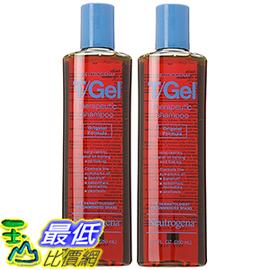 [美國直購] Neutrogena 070501092200 T/Gel 8.5 Oz 250ML (1入) 洗髮精 Therapeutic Shampoo, _TB4