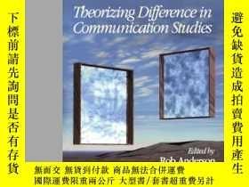 二手書博民逛書店Dialogue:罕見Theorizing Difference In Communication Studies