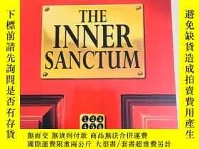 二手書博民逛書店The罕見Inner Sanctum 16開,英語原版Y2923