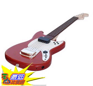 Rock Band 3 Fender Mustang PRO-Guitar Controller (美國代購)$7400