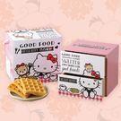 Hello Kitty巧巧鬆餅雙層禮盒