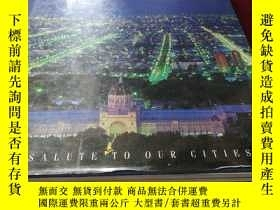 二手書博民逛書店ABOVE罕見AustraliaY195258 出版1985