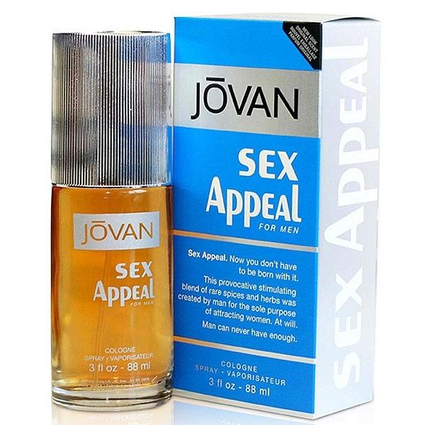 Jovan Sex Appeal For Men 性愛男性古龍水 88ml