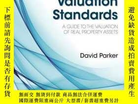 二手書博民逛書店International罕見Valuation Standards: A Guide to the Valuat