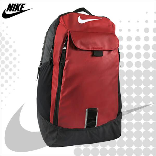 NIKE 後背包 ALPHA ADAPT REING  紅色  訓練氣墊後背包 可放筆電 BA5253-687 MyBag得意時袋