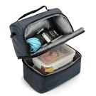 冬季新款飯盒袋鋁箔加厚保溫包手提袋便當包午餐包上班帶飯包大號 印巷家居