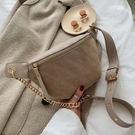 春夏上新洋氣小包包女潮韓版簡約質感腰包ins超火斜背包