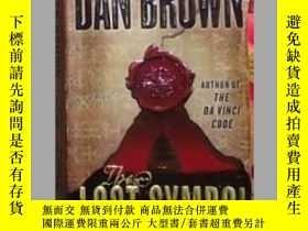 二手書博民逛書店英文原版罕見The Lost Symbol by Dan Bro