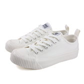 KANGOL 帆布鞋 餅乾鞋 女鞋 白色 厚底 6952200100 no039