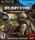 PS3 Heavy Fire: Afghanistan 猛烈開火:阿富汗(美版代購)