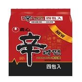 韓國農心辛拉麵120Gx4包【愛買】