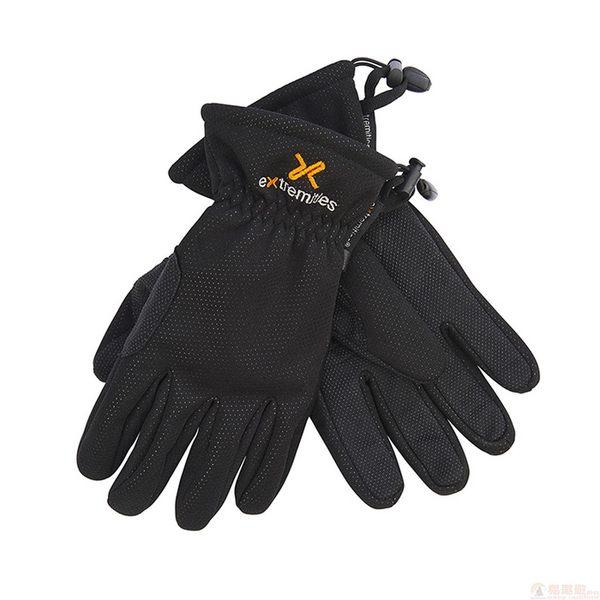 Extremities 英國 騰多 防風軟殼手套 L 黑 21TG 防寒保暖 滑雪 登山 騎車 賞雪【易遨遊】