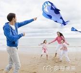 風箏濰坊風箏海豚風箏鯨魚虎鯨風箏海洋動物新款大型成人兒童卡通 麥吉良品YYS
