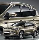 【車王小舖】2013 最新 福特KUGA上窗飾條 KUGA車窗飾條 KUGA 不鏽鋼飾條 10件套