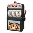 【日本正版】拉霸機存錢筒 小費盒 儲金箱 玩具 拉霸存錢筒 吃角子老虎機 桌上型拉霸機 - 681992
