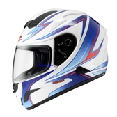 林森~ZEUS安全帽,ZS-806F,II57/白藍
