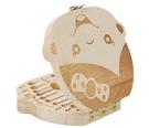 乳牙盒 兒童牙齒收納盒乳牙紀念盒子換牙收藏盒寶寶牙齒胎毛保存男孩女孩【快速出貨八折鉅惠】