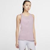 NIKE Yoga Dri-FIT 女裝 背心 休閒 瑜珈 透氣 紫【運動世界】CK2432-516