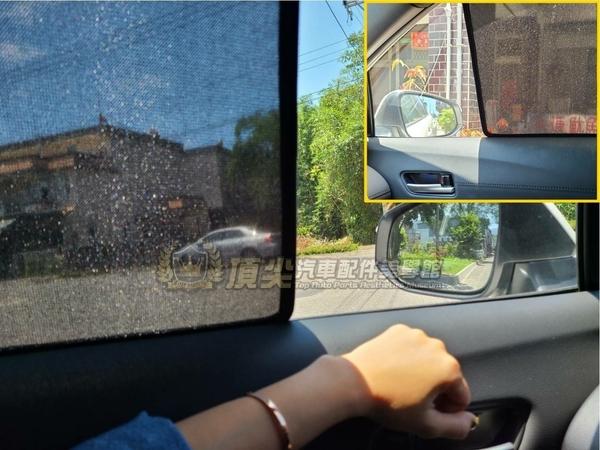 SUBARU速霸陸4代5代森【FORESTER遮陽窗簾-六窗】四代、五代森林人專用 紗網 防曬隔熱簾 車用遮光簾
