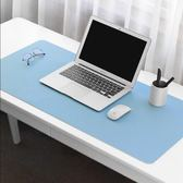 雙面辦公桌墊 滑鼠墊超大號學生寫字書桌墊防水電腦桌墊 可訂製 YTL 韓慕精品