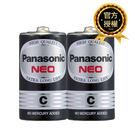 國際牌Panasonic 2號 碳鋅電池 24入